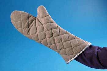 Photo of the 17 Inch Oven Mitt - $5.95 USD Each - Flying Blind, LLC Online Store
