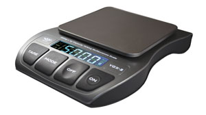 Photo of the VOX-2 Talking Kitchen Scale - English - Spanish - French - German for $44.95 USD - Flying Blind, LLC Online Store