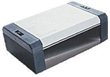 Photo of a Braille Blazer Embosser
