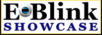 E-Blink ShowCase Logo
