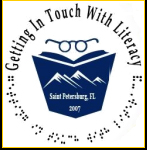 Getting In Touch With Literacy Logo