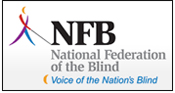 National Federation of the Blind (NFB) Logo