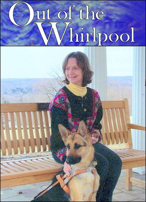 Photo of the Book 'Out of the Whirlpool' by Sue W. Martin.