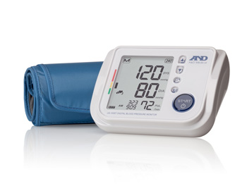 Photo of the Talking Blood Pressure Meter - $129.95 USD Each - Flying Blind, LLC Online Store